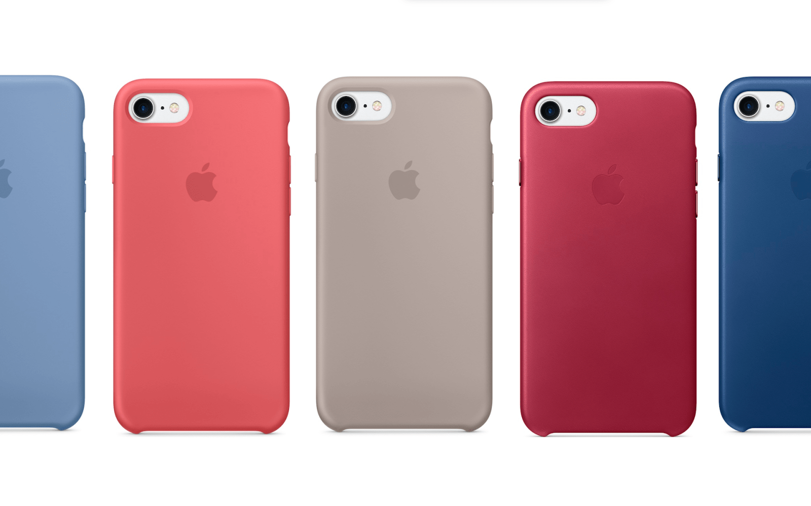 coques d'iPhone 7