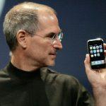 Il y a 12 ans Steve Jobs présentait pour la 1ère fois l'iPhone