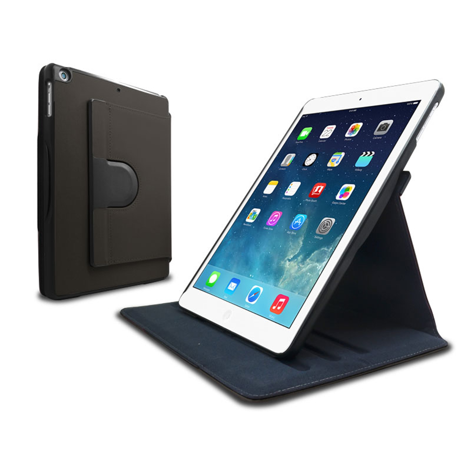 Test de la coque Novodio Smart BackCover pour l'iPad
